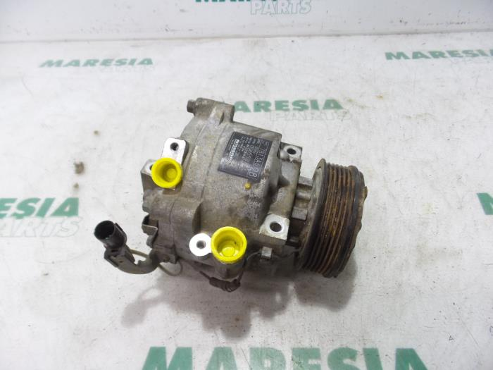 Used Citroen C4 Aircross Air conditioning pump - 7813A628