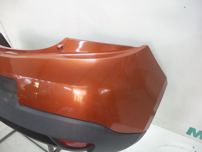 gebrauchte renault megane iii coupe (dz) 1.6 16v stoßstange hinten