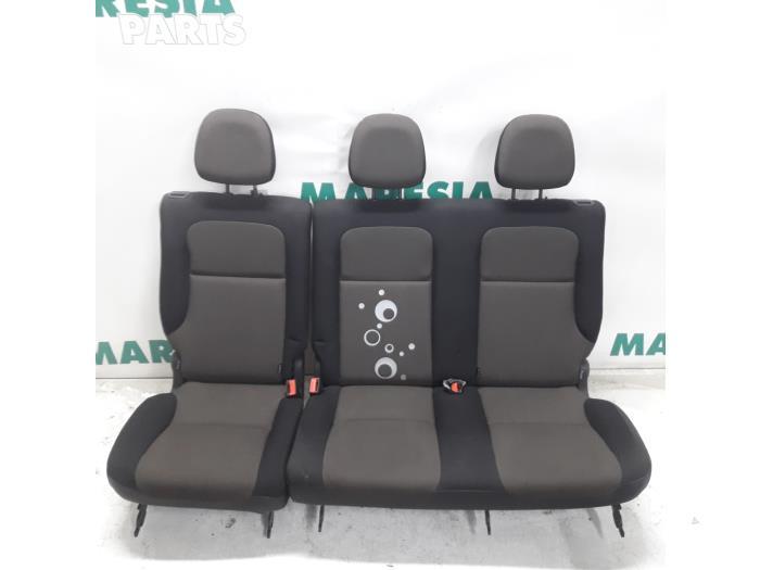 Miraculous Used Citroen Berlingo Rear Bench Seat 8846W9 Maresia Dailytribune Chair Design For Home Dailytribuneorg