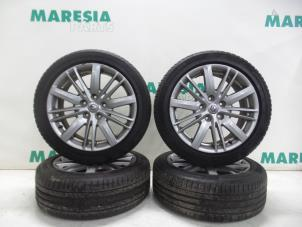 Renault Megane Sets Of Sports Wheels Stock Proxypartscom