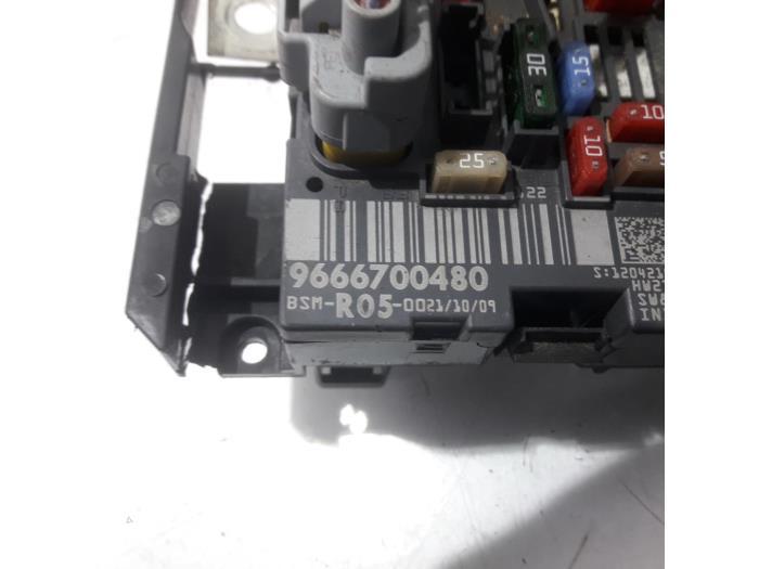 used citroen berlingo 1 6 hdi 75 16v phase 1 fuse box fuse box wiring diagram phase 1 fuse box #3
