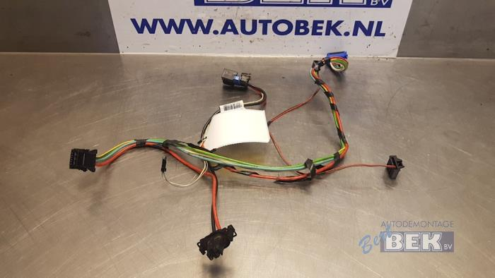 Magnificent Used Peugeot 307 3A C D 1 4 16V Wiring Harness H4544002598 Wiring Cloud Staixuggs Outletorg