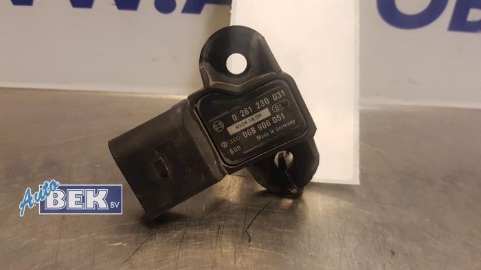 Carte capteur (tubulure d'admission) d'un Seat Ibiza III (6L1) 1.2 12V 2005