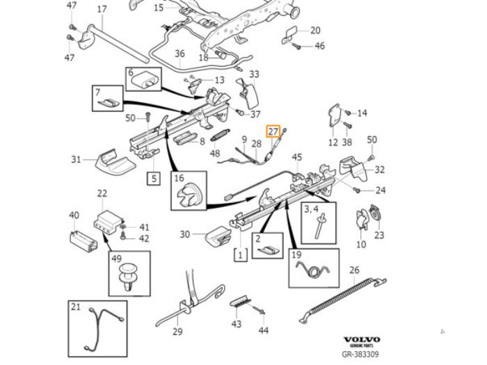 volvo door parts diagram  u2022 wiring diagram for free
