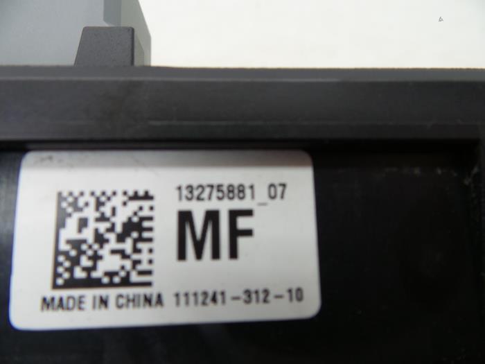 used saab 9 5 (ys3g) 2 0 tid 16v fuse box 13275881 auto 2011 toyota prius fuse box fuse box from a saab 9 5 (ys3g) 2 0 tid 16v 2011