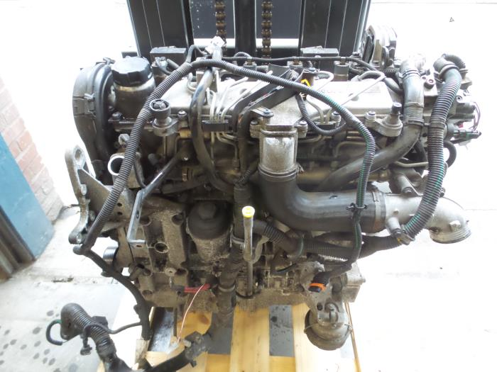 Used Volvo S60 I (RS/HV) 2 4 D 20V Engine - D5244T2 - Auto