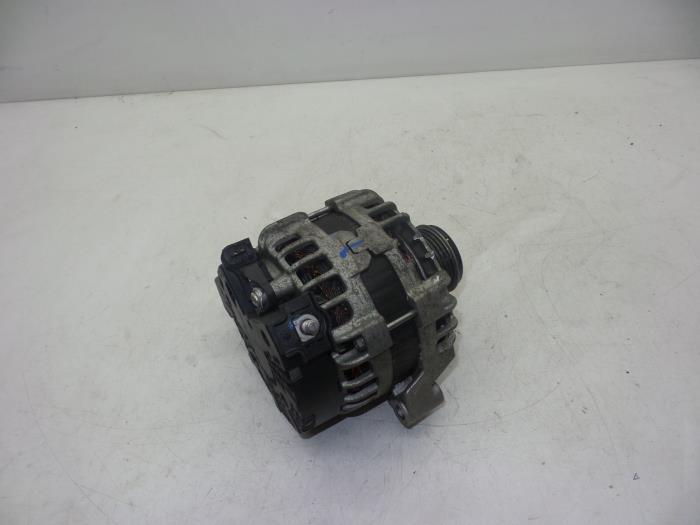 gebrauchte volvo c70 mc 2 5 t5 20v lichtmaschine 0125711014 auto demontage elferink b v. Black Bedroom Furniture Sets. Home Design Ideas