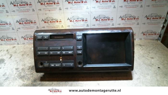 Used Bmw 7 Serie E38 740iil 44 V8 32v Radio 311232854131 Rhproxyparts: 1998 Bmw 740i Radio Receiver At Gmaili.net