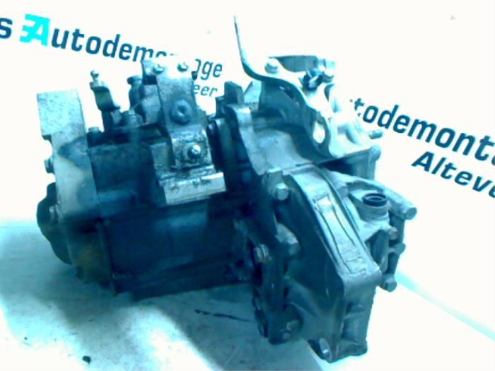 Getriebe van een Fiat Panda (169) 1.1 Fire 2006