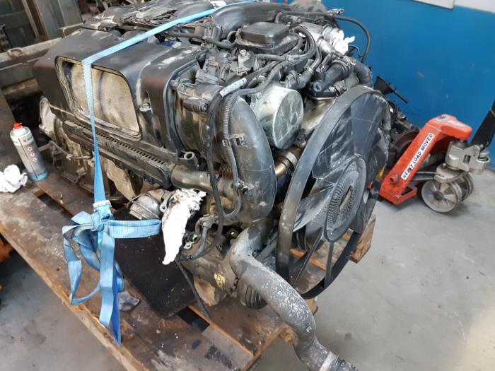Used Bmw 3 Serie Touring E46 3 320d 16v Engine M47d20