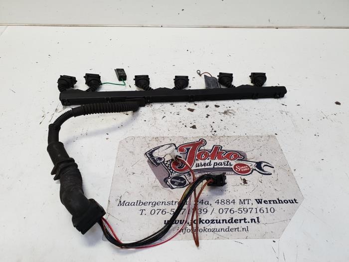 bmw x5 wiring harness used bmw x5  e53  3 0 24v wiring harness 750684301  bmw x5  e53  3 0 24v wiring harness