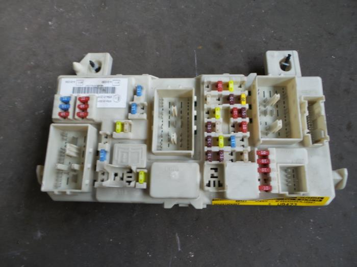 0 used ford focus ii 1 8 tdci 16v fuse box 7m5t14a073bb ford focus 2007 fuse box at virtualis.co