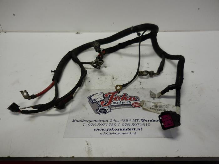 wiring harness from a dodge nitro 2 8 crd 16v 4x4 2008