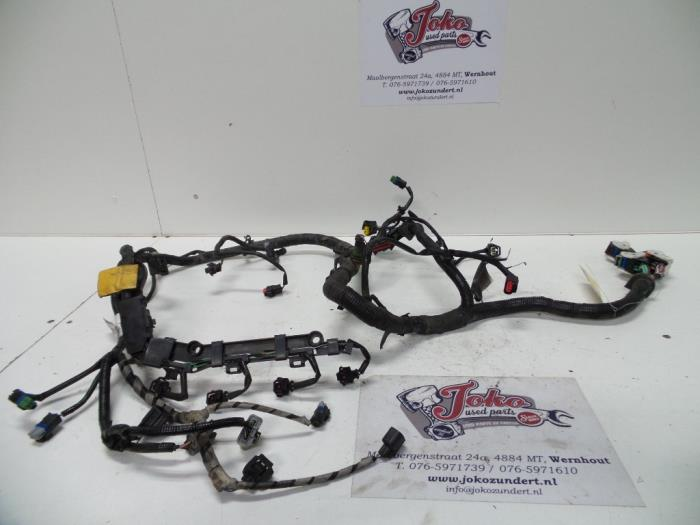 Used Ford Focus II Wagon 1.6 TDCi 16V 110 Wiring harness ... Wiring Harness For Ford Focus on wiring harness for 1967 chevelle, wiring harness for jeep grand cherokee, wiring harness for mercury mystique, wiring harness for jeep wrangler,