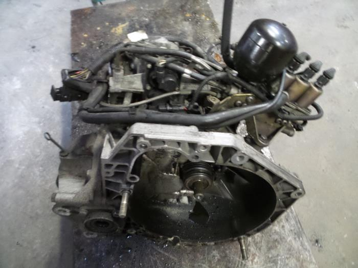 Used Fiat Stilo 192a B 2 4 20v Abarth 3 Drs Gearbox