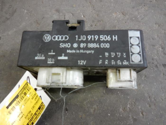 Used Seat Ibiza Ii Facelift 6k1 1 9 Tdi 90 Stella Glow Plug Relay