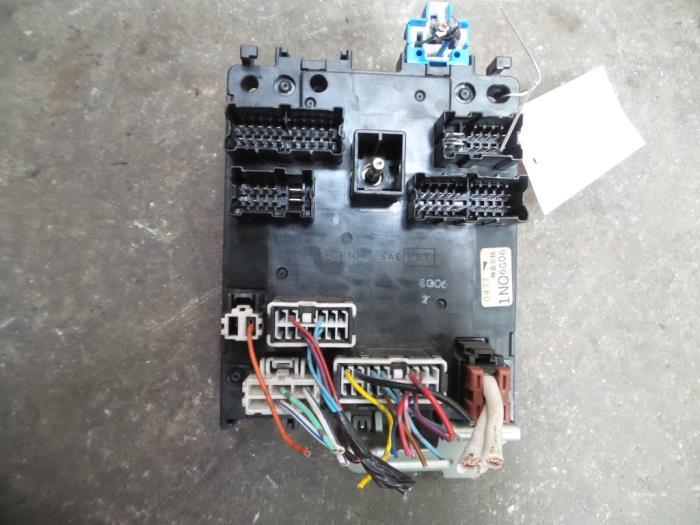 Fuse Box In Nissan Almera : Used nissan almera n lx gx s v fuse box