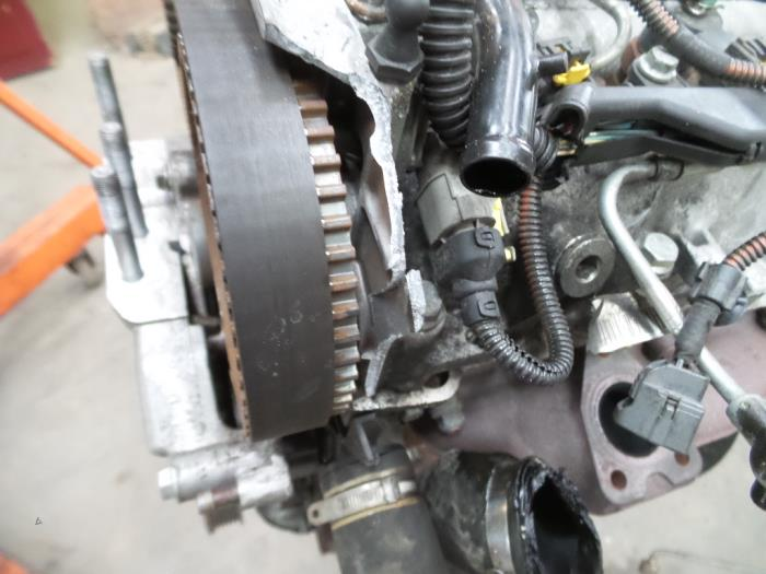 Used Opel Combo 1.6 CDTI 16V Engine - 95512156 A16FDH198A300 ...