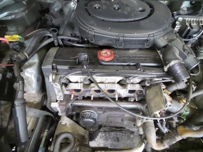 Used Renault Megane Scénic (JA) 1 4i RL,RN Engine - E7J764