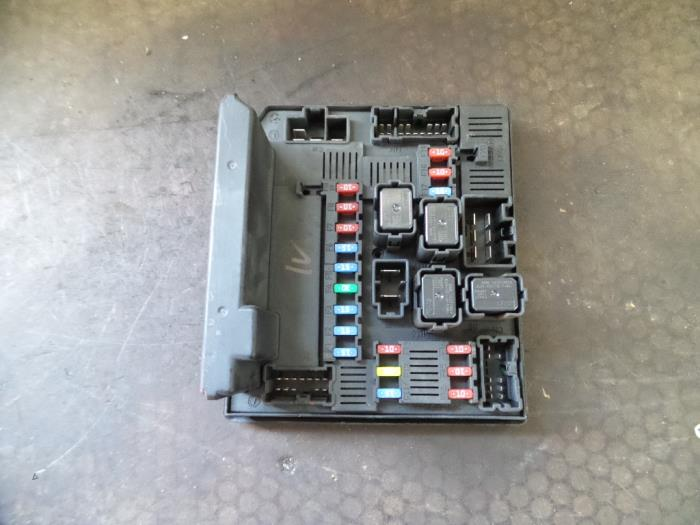Qashqai Fuse Box Location : Used nissan qashqai j v fuse box b jd a