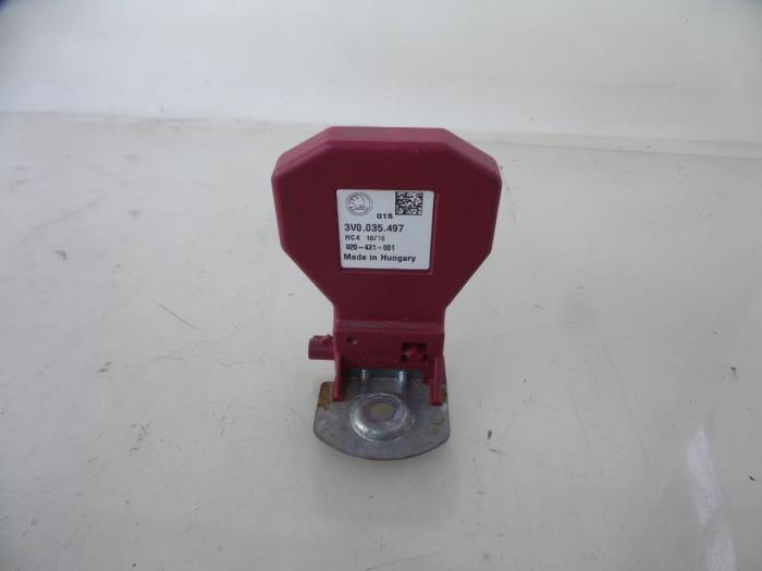 ORIGINALE Skoda Antenna 3v0035497
