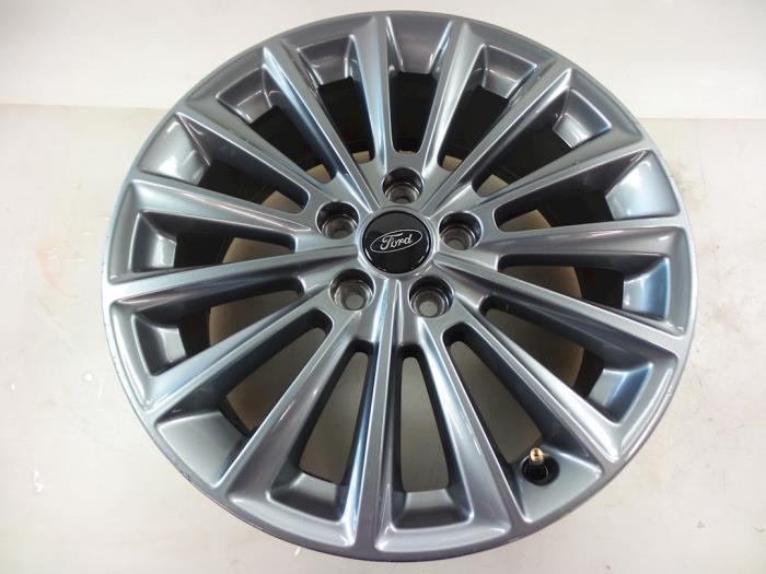 Used Ford Focus Iii Wagon 15 Tdci Wheel F1ec1007n1a Alloy