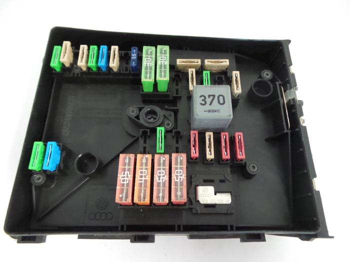 Used Seat Altea Xl  5p5  1 9 Tdi Fuse Box