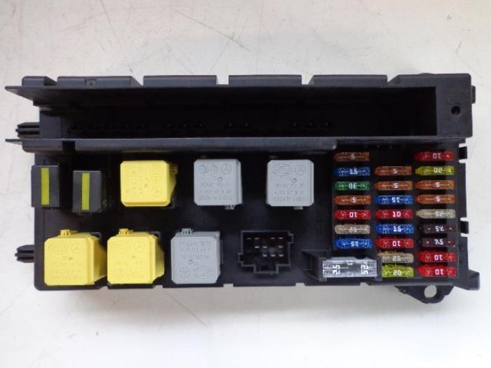 2012 Sprinter Fuse Box