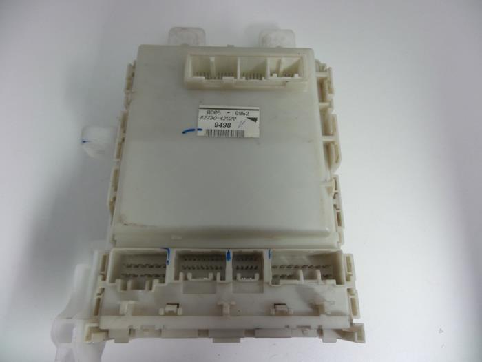 used toyota rav4 a3 2 2 d cat 16v 4x4 fuse box. Black Bedroom Furniture Sets. Home Design Ideas