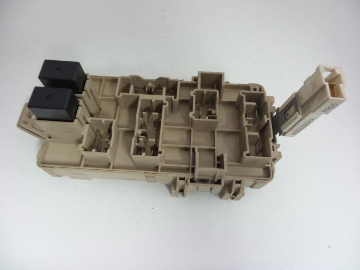 fuse box from a subaru impreza ii (gd) 2 0 turbo 16v wrx 2001