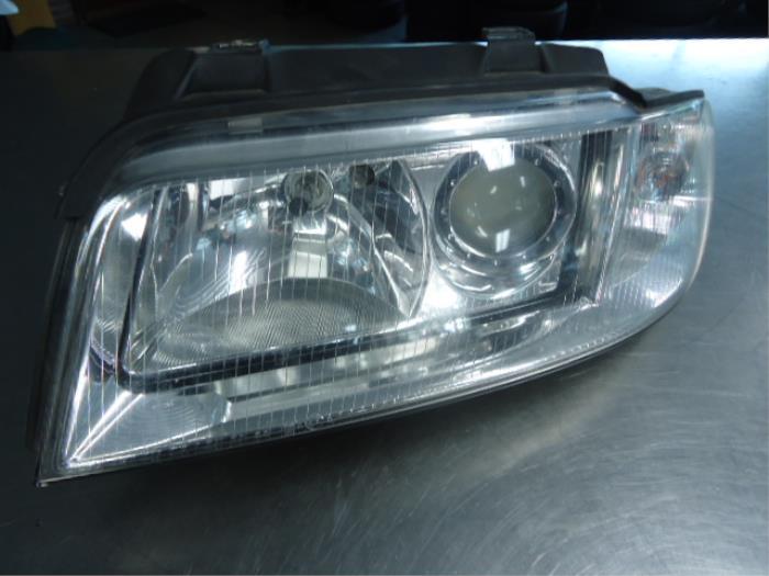 Used Audi A4 Avant (8D5) 1.9 TDI Headlight, left - 8D0941003AN ...