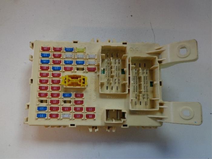 Used Kia Picanto  Ta  1 0 12v Fuse Box