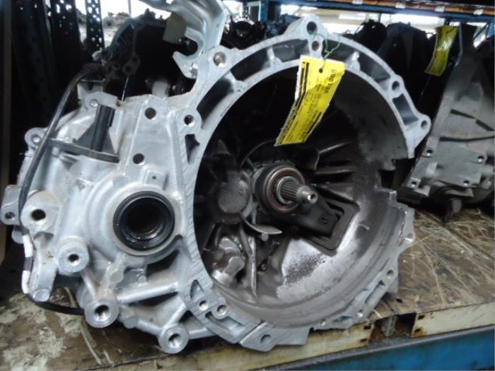 Used Mazda 6 (GH12/GHA2) 2 0i 16V S-VT Gearbox - G6120 G6120