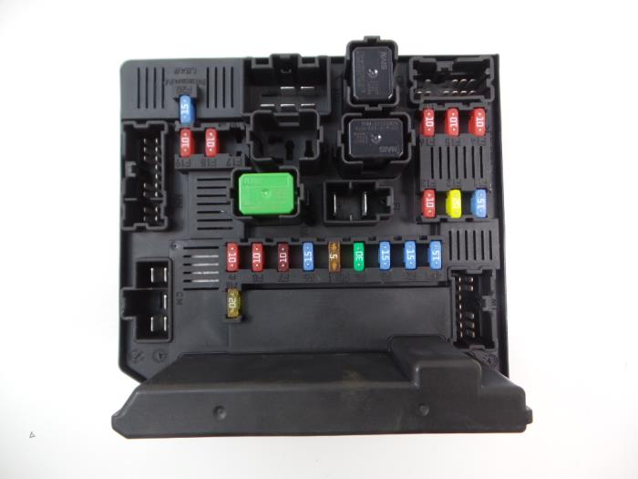 Qashqai Fuse Box Location : Used nissan qashqai j v fuse box b bb d
