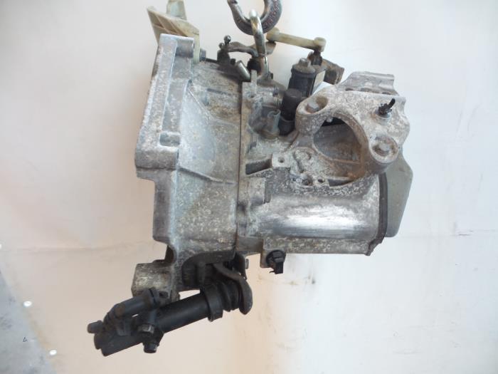 used peugeot 207 sw (we/wu) 1.4 gearbox - 20cq20 - autobedrijf