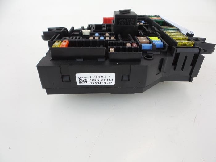 used bmw x3 (f25) xdrive20d 16v fuse box - 925946801 ... fuse box in bmw 1 series