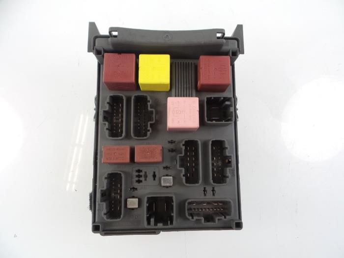 renault megane 3 fuse box used renault espace (jk) 2.2 dci 150 16v grand espace fuse ...