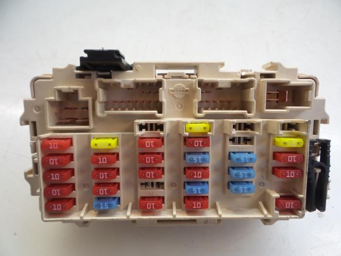 Used nissan trail t dci v fuse box