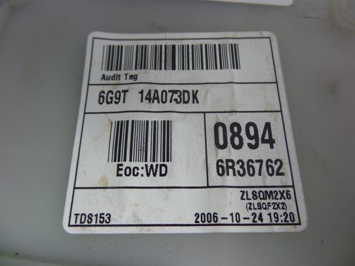 Fuse Box Ford Galaxy 2006 Electrical Wiring Diagrams