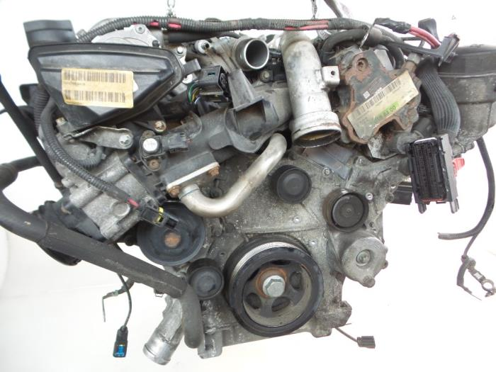 Used Jeep Grand Cherokee  Wh  Wk  3 0 Crd V6 24v Engine - Rx057687aa 642980