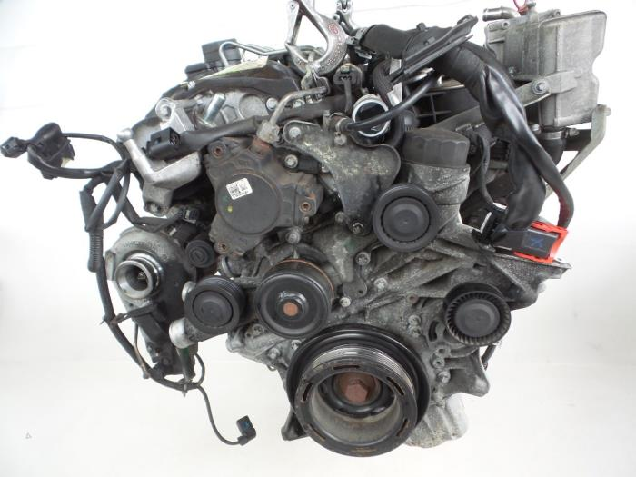 Used Mercedes E (W211) 2 2 E-220 CDI 16V Engine - 3016346