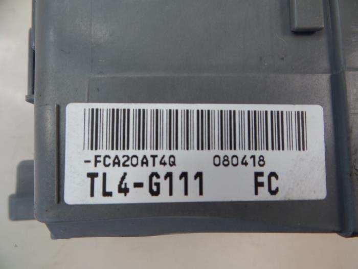 used honda accord tourer (cw) 2 4 i vtec 16v fuse box tl4g111fc  honda accord tourer fuse box #9