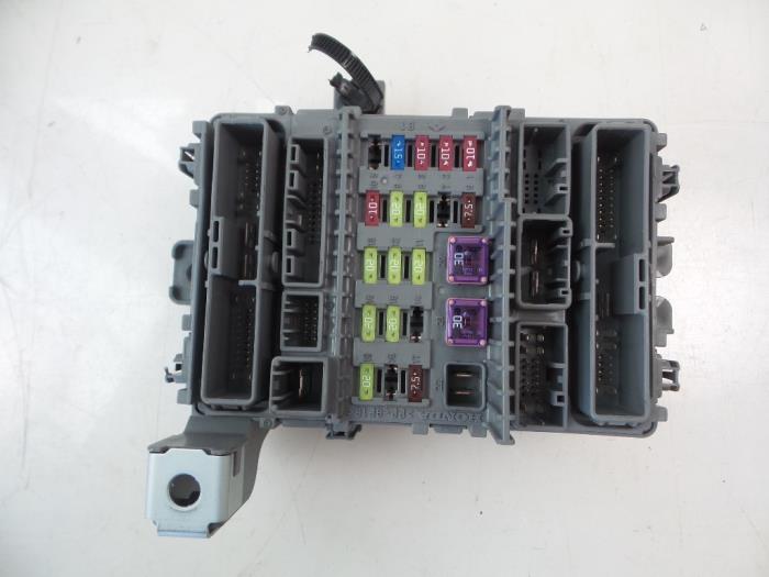 used honda accord tourer cw 2 4 i vtec 16v fuse box tl4g111fc rh proxyparts com