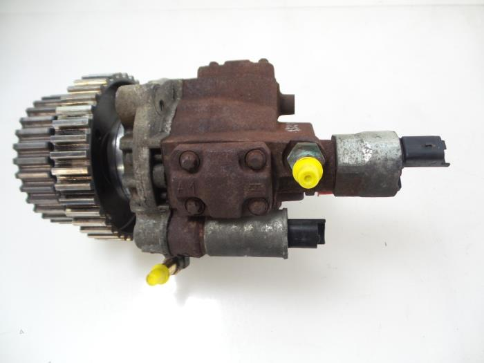 ford transit manual fuel pump