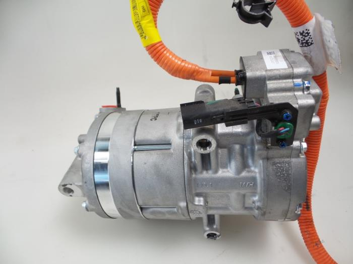 Air Conditioning Pump From A Tesla Model S Used