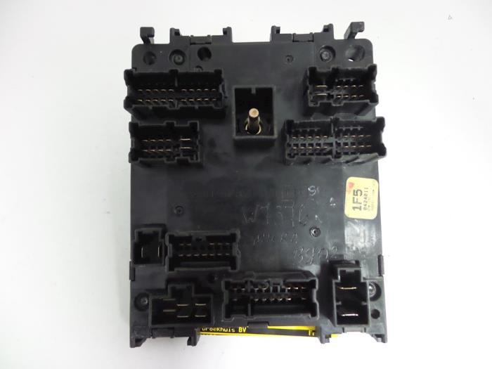 Used Nissan Micra (K11) 1.0 16V Fuse box - 1F50424011 ... on nissan ignition lock, nissan main fuse, nissan frontier fuse panel, nissan pickup bed, nissan fuel cap, nissan fuse boxes, nissan altima 2005 fuse list, nissan air cleaner, nissan frontier fuses and relays, nissan safety relay, nissan temp sensor, nissan pickup coil, nissan flywheel, nissan hood latch, nissan a/c relay, nissan tie rod, nissan brake line, nissan iac valve, nissan control module, nissan gas cap,