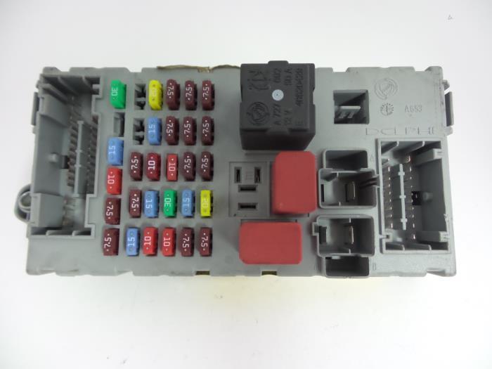 fuse box in fiat ulysse fuse box for fiat ducato used fiat ducato (250) 2.3 d 120 multijet fuse box - 1361404080 - autobedrijf broekhuis bv ... #13