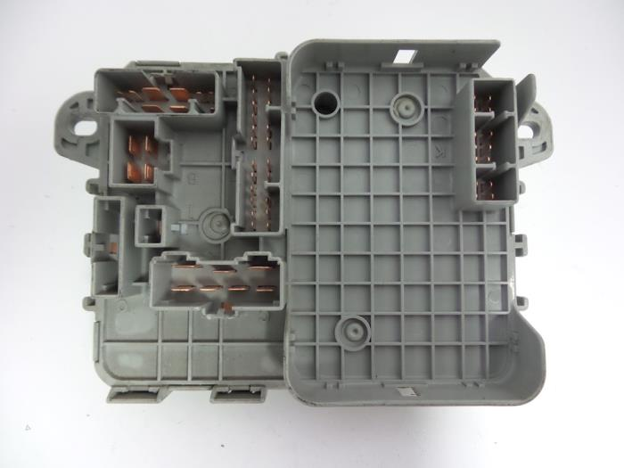 fuse box from a rover 25 (used)