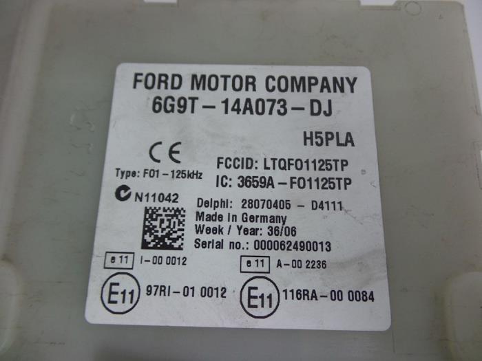 Ford Galaxy Fuse Box Open Schematic Diagrams