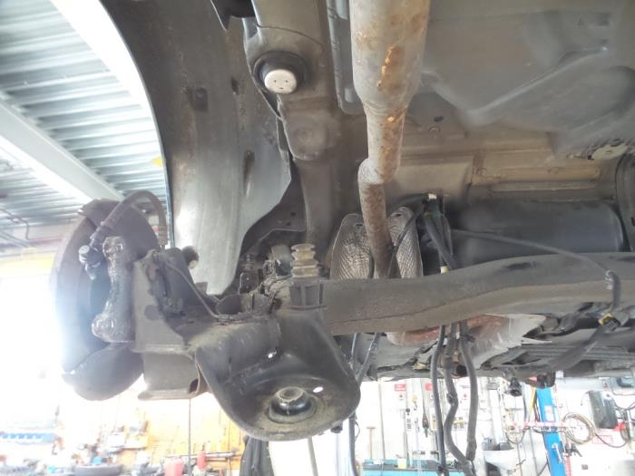 Ford Axle Code L9